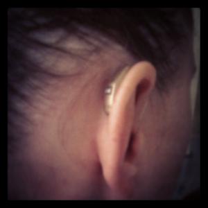 oreille déféctueuse